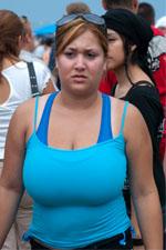 Hormones and sore breasts